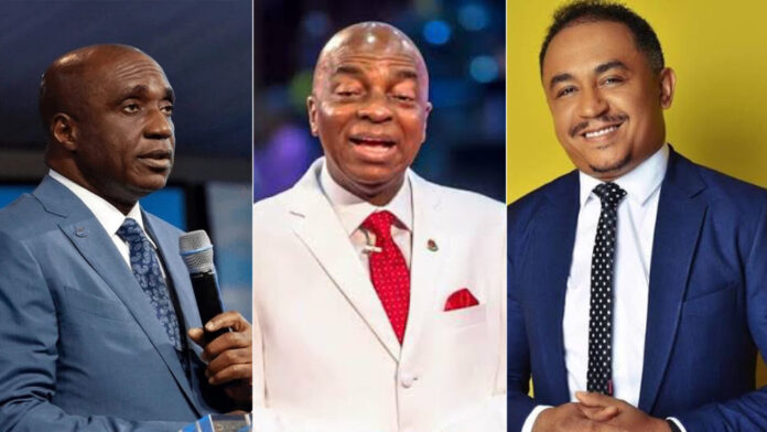 DADDY FREEZE || PASTOR IBIYOMIE || BISHOP OYEDEPO ||PRAIZENATION.COM