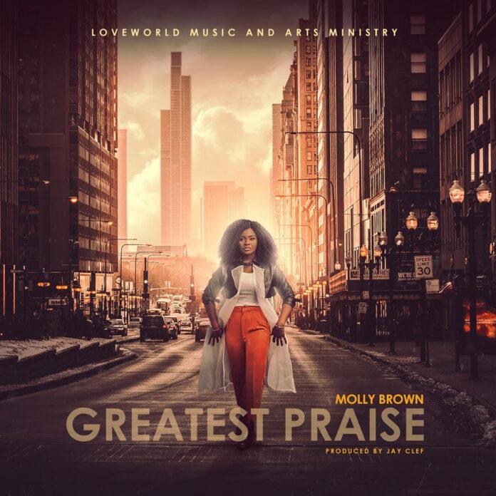 Molly Brown    Greatest Praise    Praizenation.com