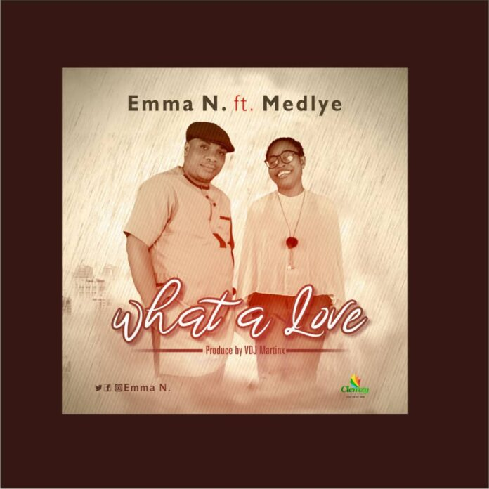 Emma N Ft. Tokoni Medlye|| What A Love || Praizenation.com