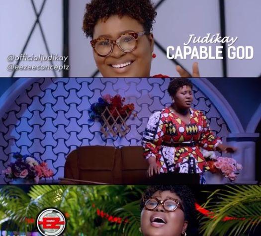 Judikay || Capable God || Praizenation.com